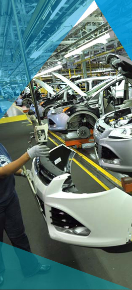 Mexico doubled number of automakers in three years
